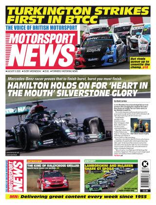 Motorsport News 6/8/2020