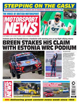 Motorsport News 10 December 2020
