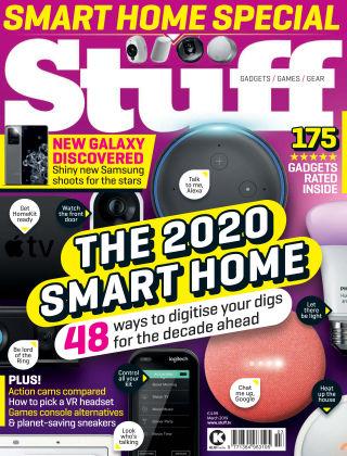 Stuff March 2020