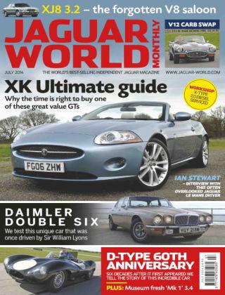 Jaguar World Monthly July 2014