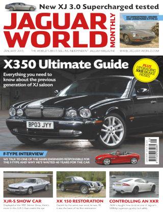 Jaguar World Monthly January 2013