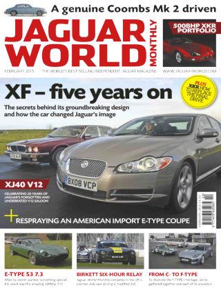 Jaguar World Monthly February 2013