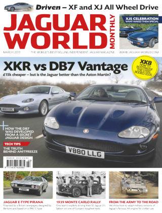 Jaguar World Monthly March 2013