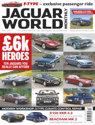 Jaguar World Monthly April 2013