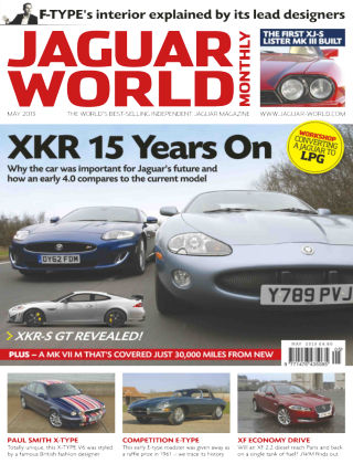 Jaguar World Monthly May 2013