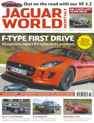 Jaguar World Monthly June 2013