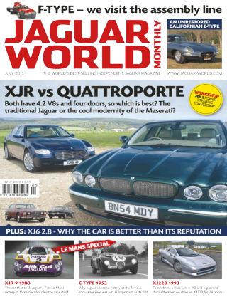 Jaguar World Monthly July 2013