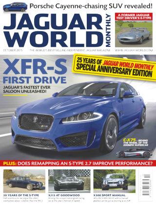 Jaguar World Monthly October 2013