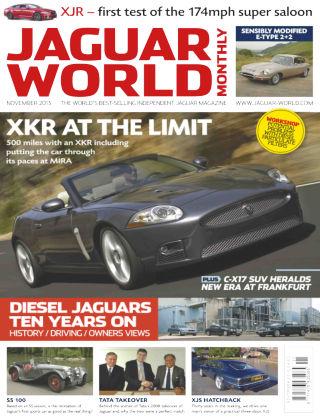 Jaguar World Monthly November 2013