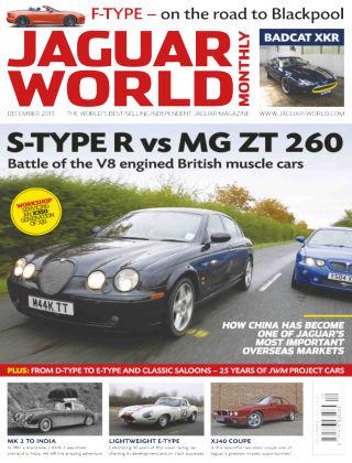 Jaguar World Monthly December 2013