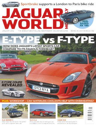 Jaguar World Monthly January 2014