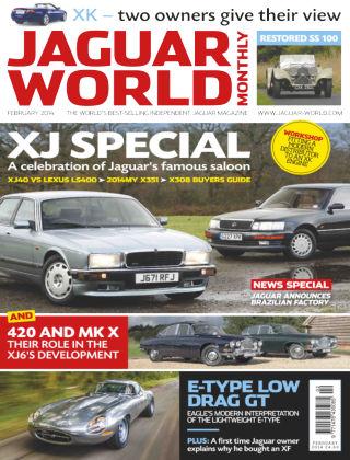 Jaguar World Monthly February 2014