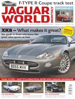 Jaguar World Monthly March 2014