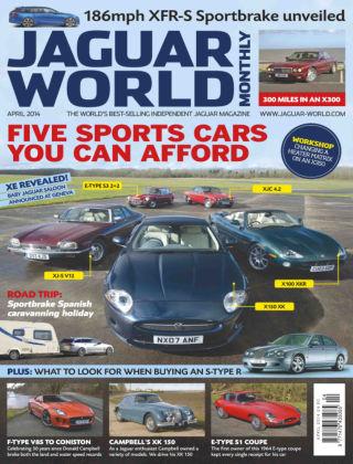 Jaguar World Monthly April 2014
