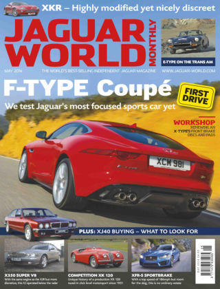 Jaguar World Monthly May 2014