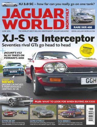 Jaguar World Monthly June 2014