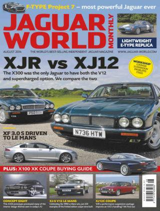 Jaguar World Monthly August 2014