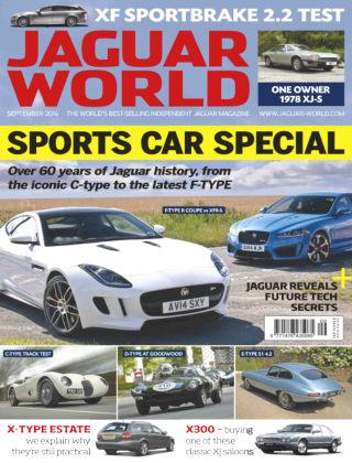 Jaguar World Monthly September 2014