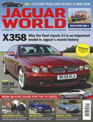 Jaguar World Monthly October 2014