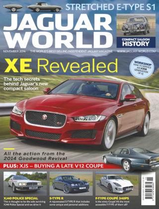Jaguar World Monthly November 2014