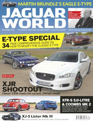 Jaguar World Monthly December 2014
