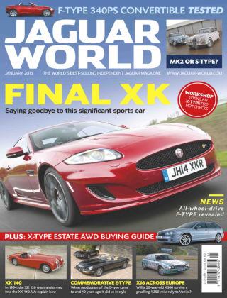 Jaguar World Monthly January 2015
