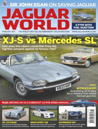 Jaguar World Monthly February 2015