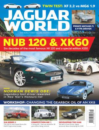 Jaguar World Monthly March 2015