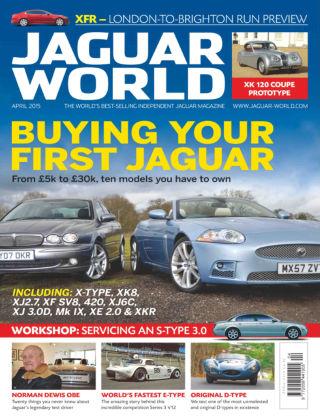 Jaguar World Monthly April 2015
