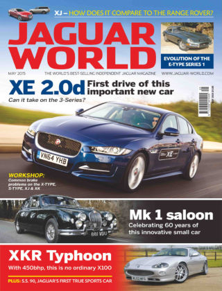 Jaguar World Monthly May 2015