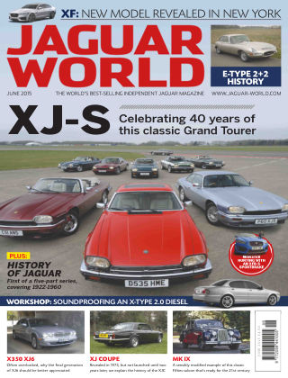 Jaguar World Monthly June 2015