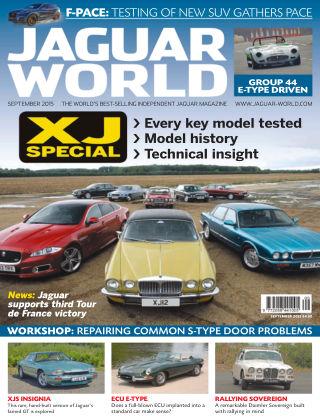 Jaguar World Monthly XJ Special