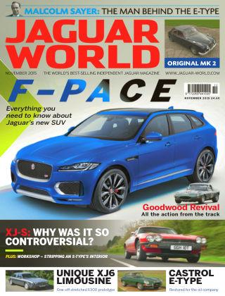 Jaguar World Monthly No. 164 F-Pace