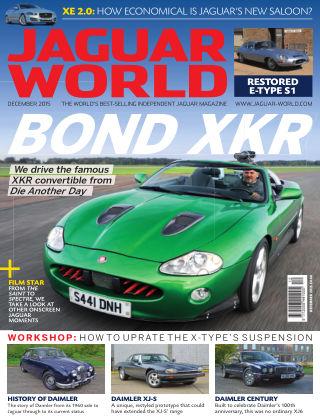 Jaguar World Monthly Bond XKR