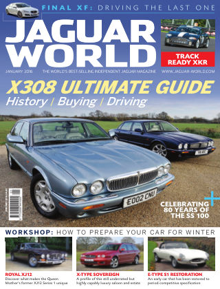 Jaguar World Monthly X308 Ultimate Guide