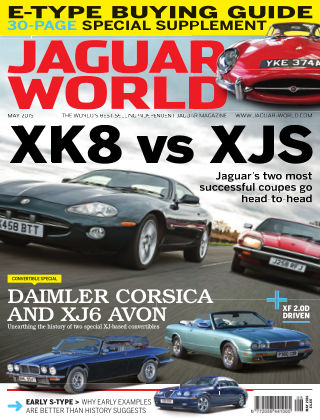Jaguar World Monthly May 2016