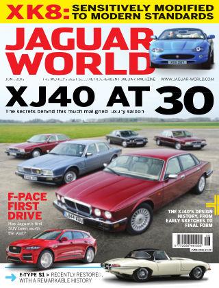 Jaguar World Monthly June 2016