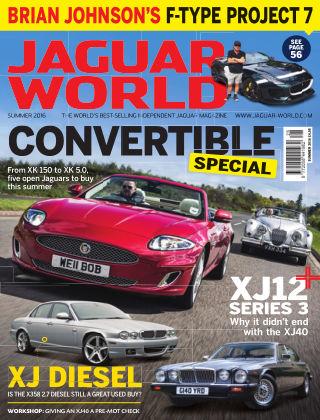 Jaguar World Monthly Summer 2016