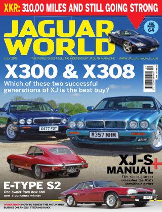 Jaguar World Monthly July 2016