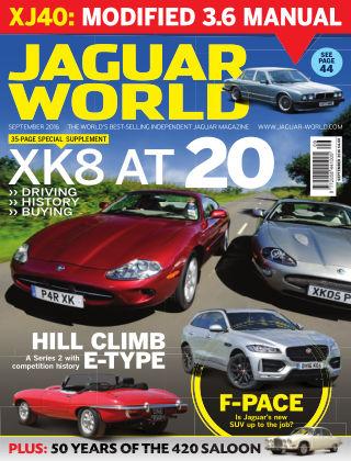 Jaguar World Monthly September 2016