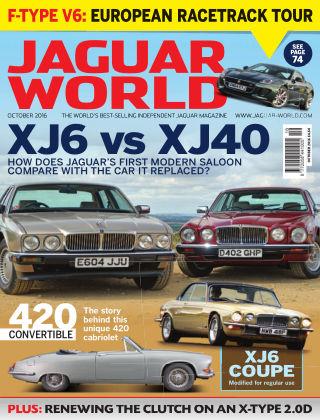Jaguar World Monthly October 2016