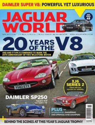 Jaguar World Monthly November 2016