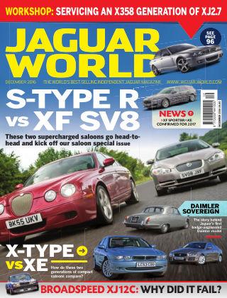 Jaguar World Monthly December 2016