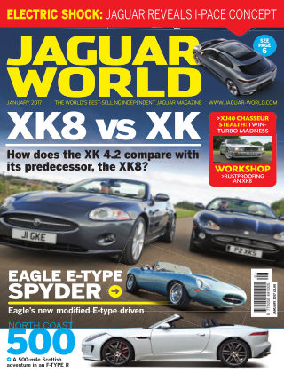 Jaguar World Monthly January 2017
