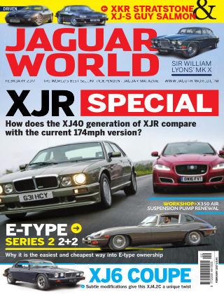 Jaguar World Monthly February 2017
