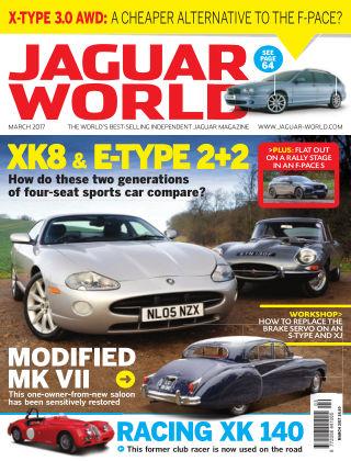 Jaguar World Monthly March 2017