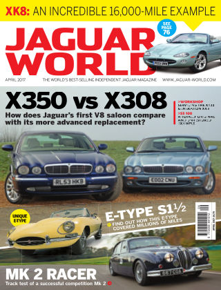 Jaguar World Monthly April 2017