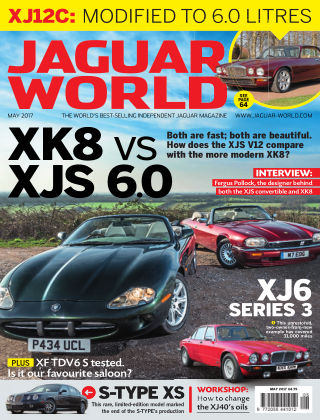 Jaguar World Monthly May 2017