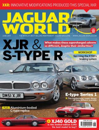 Jaguar World Monthly June 2017