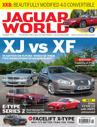 Jaguar World Monthly Summer 2017